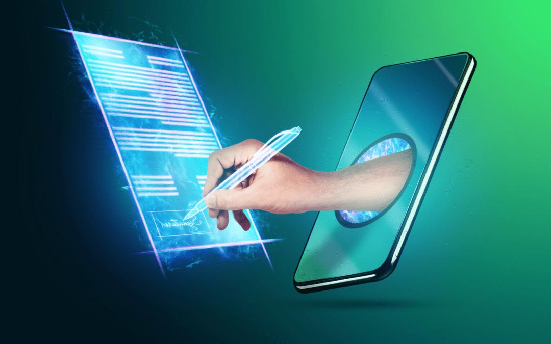 O que é Assinatura Eletrônica e porque usar em seu Coworking